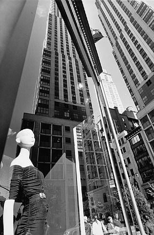 Lee Friedlander - New York City