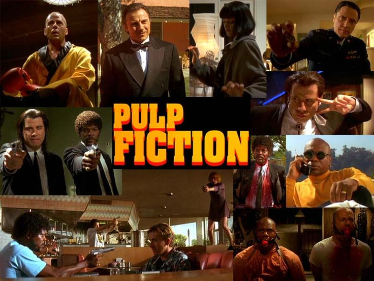 an introduction to the analysis of a movie pulp fiction directed by quentin tarantino Go behind the scenes of pulp fiction plot summary, analysis, themes, quotes,  trivia, and more, written by experts and film scholars  directed by quentin  tarantino  the resulting film, pulp fiction, caused a critical uproar, changed the  way.