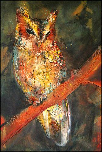 Sharlena Wood       Balsas Screech Owl