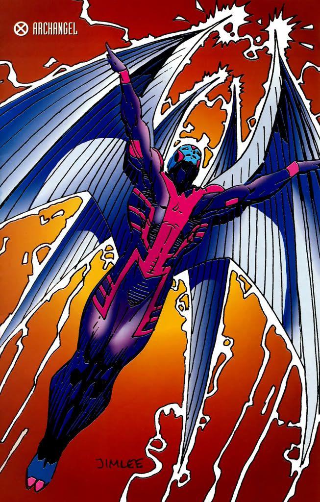 Archangel by Jim Lee