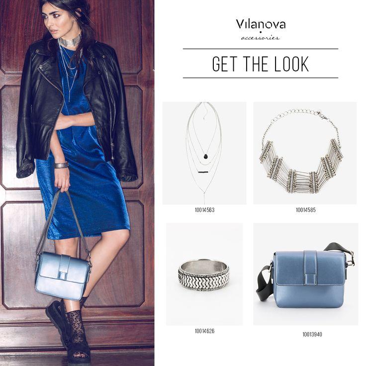 Get the look 💕 #vilanova #vilanova_accessories #getthelook #accessories