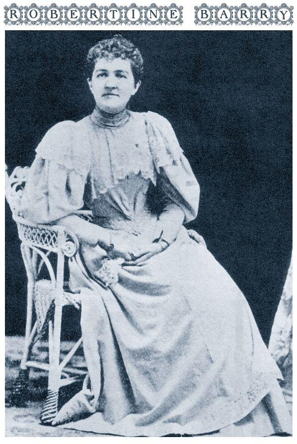 Robertine Barry est la première femme journaliste canadienne-française. C'est sous le pseudonyme de Françoise qu'elle sera connue comme rédactrice et journaliste, d'abord à La Patrie à Montréal puis, plus tard, dans sa revue bimensuelle le Journal de Françoise. Elle a aussi collaboré à plusieurs autres journaux et magazines. Elle a publié un recueil de nouvelles, Fleurs champêtres. Des critiques l'ont comparée à George Sand et à Balzac.
