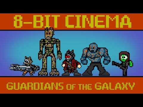 Seriously, 'Guardians of the Galaxy' needs its own 16-bit game - Robot 6 @ Comic Book ResourcesRobot 6 @ Comic Book Resources