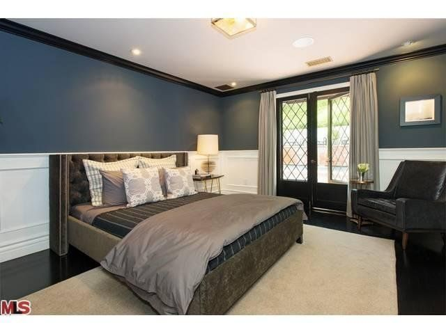 21 best sleigh beds images on pinterest sleigh beds 3 4 for Jeff lewis bedroom designs