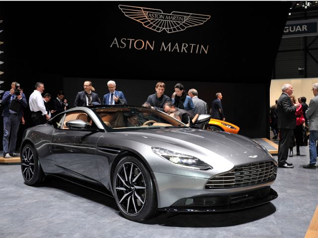 33 hot cars that stole the spotlight at the Geneva Motor Show - Glamour World