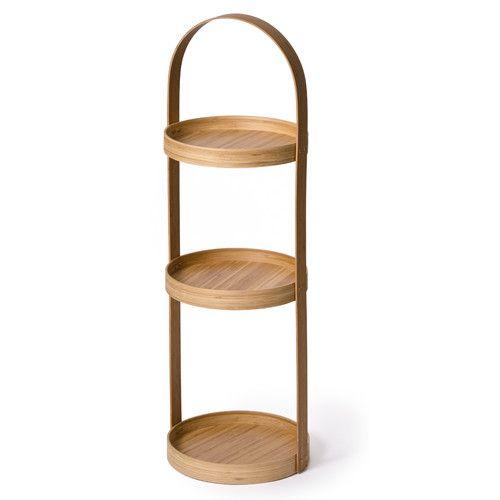 found it at wayfaircouk belinda wood free standing shower caddy bamboo bathroom accessoriesbath - Bamboo Bathroom Set Uk