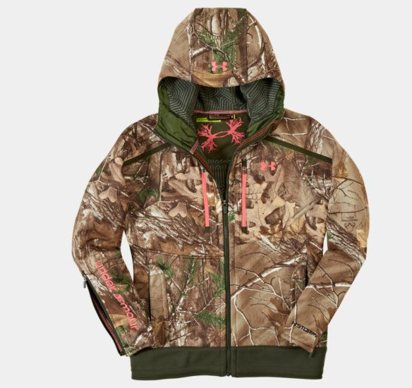 under armor hunting jacket