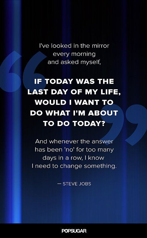 Trust Your Instincts: Pin Steve Jobs's Most Poignant Quotes: The late Apple founder is in the thoughts of many today.