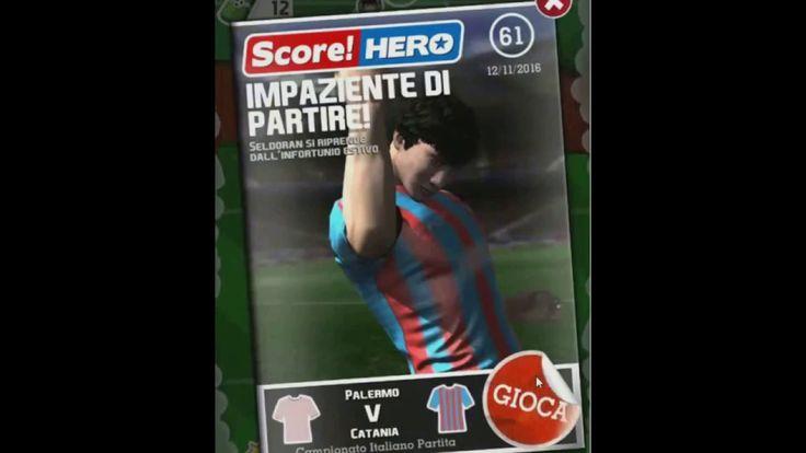 Miglior gioco di calcio gratuito offline per Android - Score! Hero - gam...