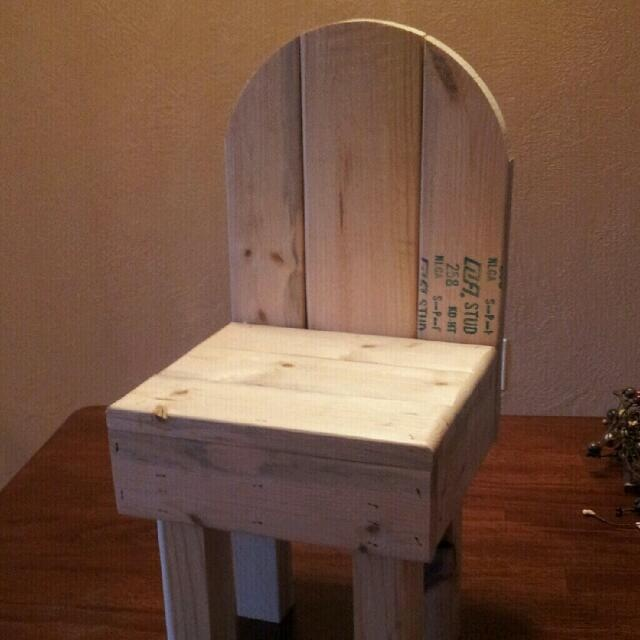 Unfinished Time Out Chair Wood Projects That Sell