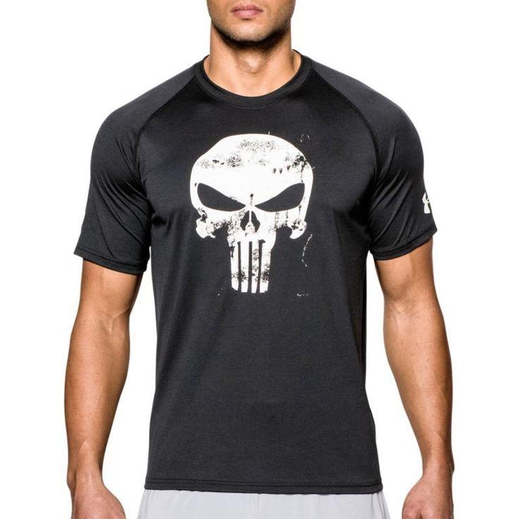 Under Armour Men's Alter Ego Punisher T-Shirt