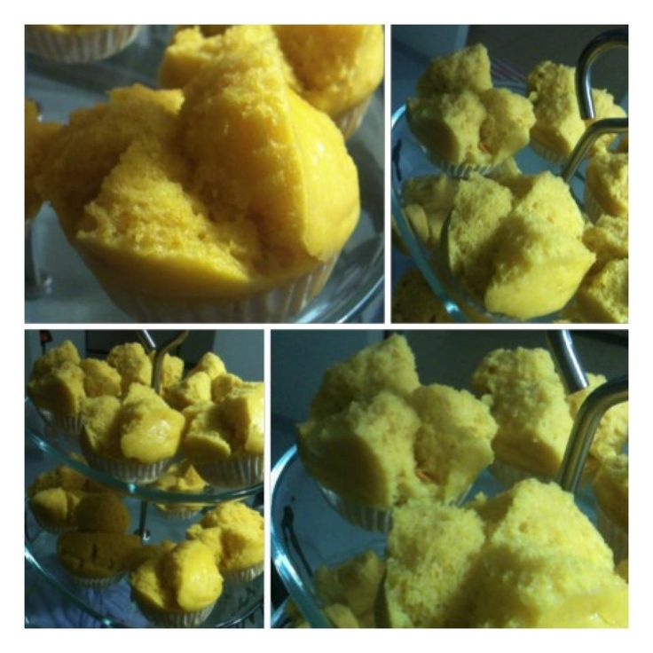 Homemade Pumpkin Huat Kueh : ) yummy