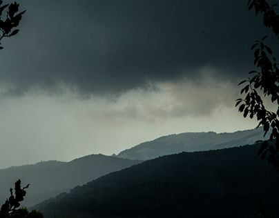 """Check out new work on my @Behance portfolio: """"Cloudy day"""" http://be.net/gallery/43452117/Cloudy-day"""