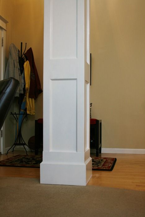 78 Best Columns And Trim Work Images On Pinterest Home