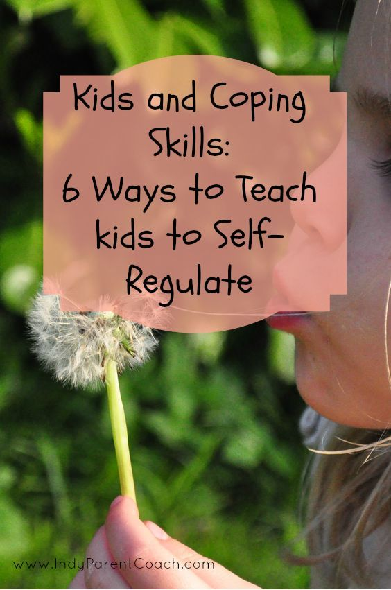 Angry kids? Anxious kids? Teach kids to self regulate and manage emotions with Coping Skills