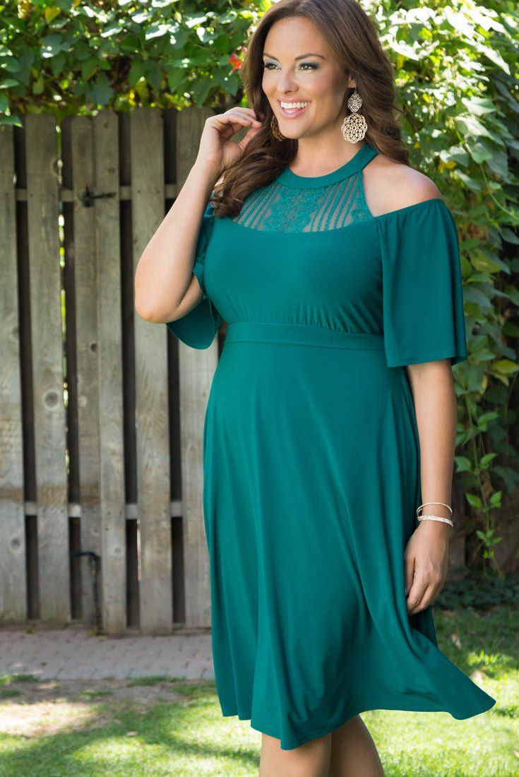 186 best Color: Green with Envy images on Pinterest | Blouse dress ...
