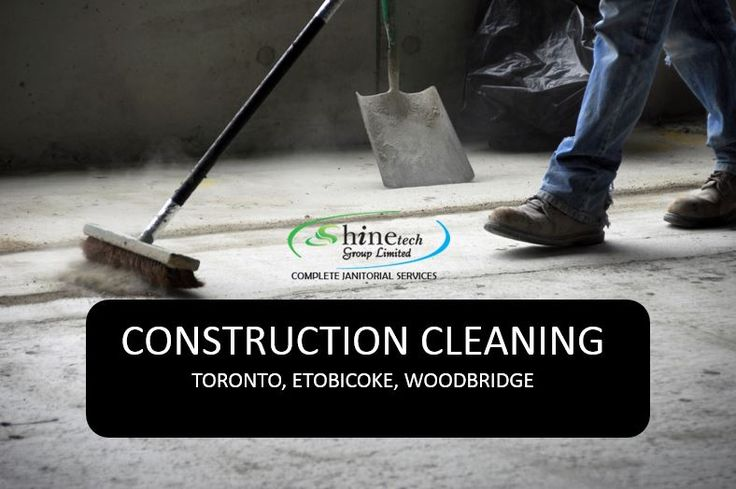 You can expect to see all waste materials removed and the floors, walls, and windows of each room to be deep-cleaned. #Construction_Cleaning_Services_Toronto