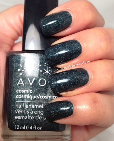Avon Cosmic Eclipse. Get yours at: www.youravon.com/Letty81 love this color, not black ..but gunmetal charcoal dark gray?