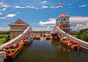 On the Trent-Severn Waterway, Ontario