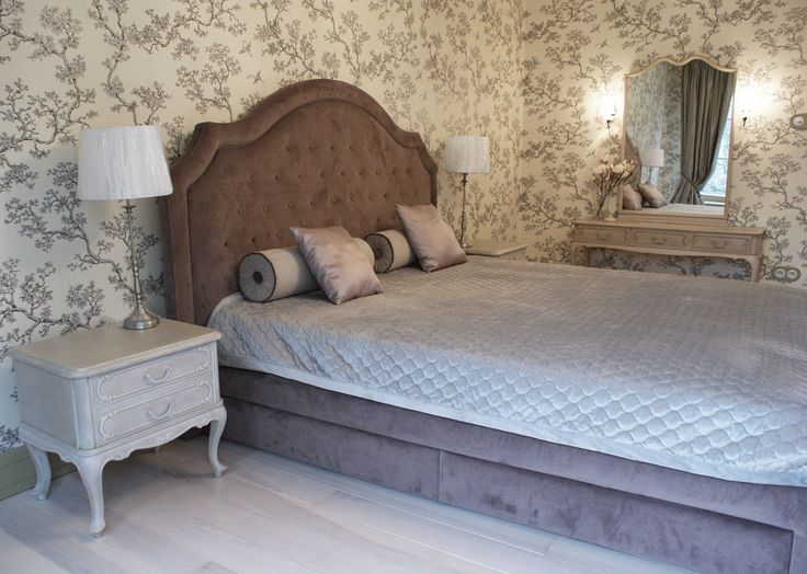 Lush Design - bed made to measure