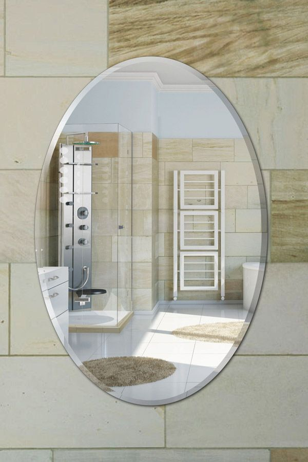 32 best mirrors images on pinterest frameless mirror for Mirror 84 x 36
