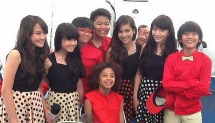 Winxs from 100% Ampuh