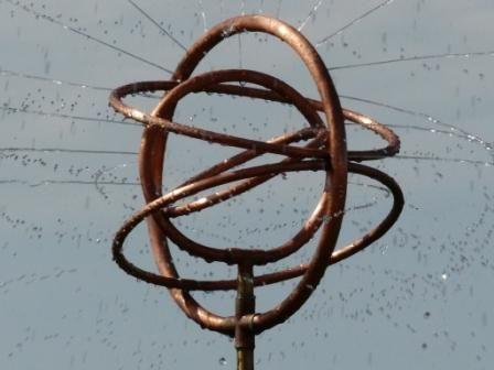 66 best How to make Copper Art Sprinklers images on Pinterest