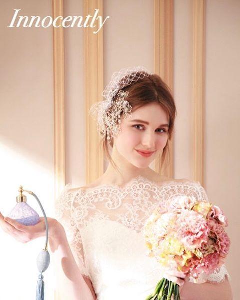 @innocently_weddingdress から繊細な首元のレースが素敵なドレスのご紹介  透明感のある軽やかなチュールスカートも人気な理由のつのようですよ  ご試着予約ご相談は.  @beautybride_weddingdress 0120-511-530 トップページのURLからもお問合せ頂けます   BeautyBrideを通じてドレスを予約するとお得にレンタルできる特典ございます  #イノセントリー #ビューティーブライド#花嫁会 #日本中のプレ花嫁さんと繋がりたい #カラードレス #お色直し #ドレス試着 #ドレスレポ #カラードレス迷子 #ちー0423 #ちーむ0521 #ちーむ0513 #ちーむ0503 #ちーむ0527 #ちーむ0506 #ちーむ0528 #ちーむ0618 #ちーむ0610 #ちーむ0603 #ちーむ0624 #ちーむ0604 #ちーむ0730 #ちーむ0717 #ちーむ0715 #ちーむ0918 #ちーむ0909 #2017夏婚 #2017秋婚