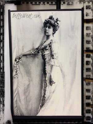 ❥ Molly Brown, Titanic Exhibit at Molly Brown House Museum {all photos © BelleWest.com}