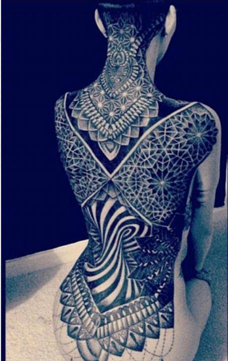 Eccentric Tattoos 44 best Tattoos of An ...