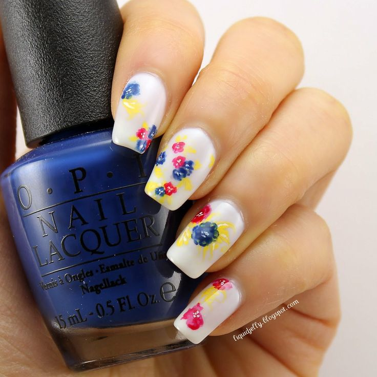 96 best Liquid Jelly: Nail Art images on Pinterest | Nail care, Nail ...