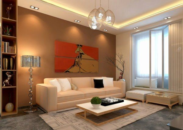 Ceiling Lighting Idea For Living Room, Ceiling Lighting Ideas For Living Room