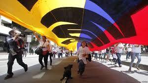 Resultado de imagen para marchas paz en colombia