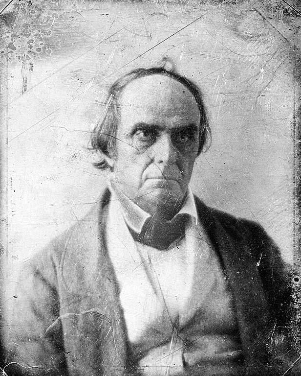 Daniel Webster was a leading American senator and statesman during the era of the Second Party System