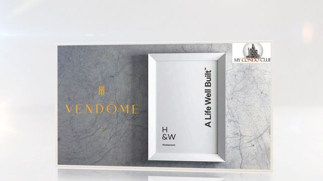 Vendôme Markham Condos & Towns is a New Pre-construction Condo Townhomes developed by H & W Developments located at 1 Clegg Rd, Markham, ON L6G 0B2 , Canada.