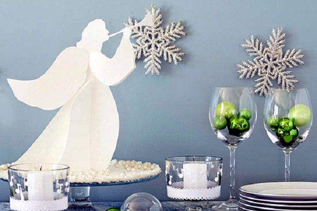 Oltre 25 fantastiche idee su decorazioni di natale su - Decorazioni per la casa natalizie ...