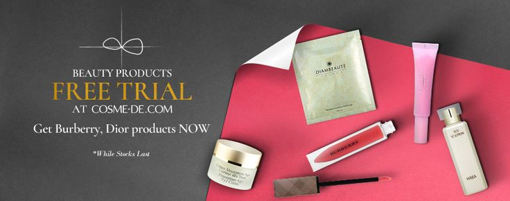 Beauty Products FREE Trial at COSME-DE.COM.Get Burberry, Dior products NOW.*While Stocks Last.Click For Details  #skincare  #beauty  #health  #cosmetics  #offer  #redeem  #freeshipping  #beautygifts  #coupon  #personalcare  #makeup  #hero  #skincare  #fargrance  #topsell  #topseller  #mask    #sisley  #freegift  #offer #coupon  #moisturizers #esteelauder #clinique #guerlain #doubleseven #lancome #jurlique, #SK2 #SKII   #Dior #ChristianDior #esteelauder #topseller #chloe #perfume #lancome