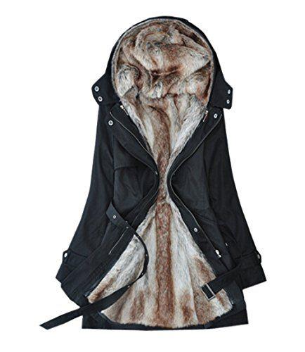 Xinliya Women Thicken Faux Fur Hooded Coat Jacket Parka O... https://www.amazon.com/dp/B00Q8JC96K/ref=cm_sw_r_pi_dp_x_IJ.6xbRJVM01E