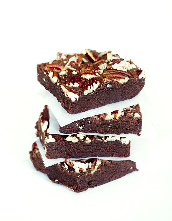 Brutalt goda brownies // The best black bean brownies (English below)