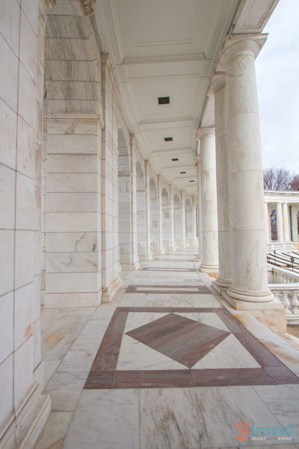 Tomb of the Unknown Soldier, Arlington Cemetery, Washington DC