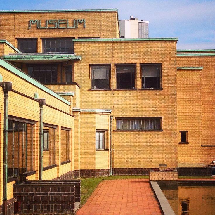 Berlage | Haags Gemeentemuseum