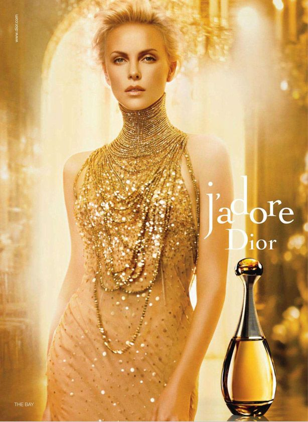 Charlize Theron for JAdore Dior Video Campaign