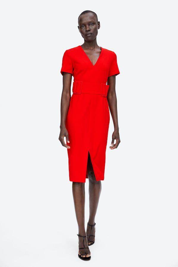 Vestidos De Zara Primavera Verano 2019 Moda En Pasarela Vestidos Zara Moda Vestido Tubo