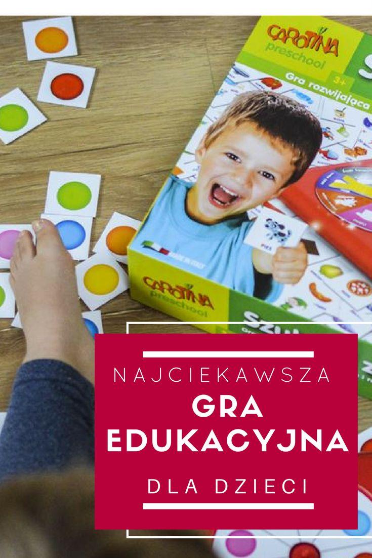 Świetna gra planszowa dla dzieci. Ćwiczy refleks, pamięć i spostrzegawczość.
