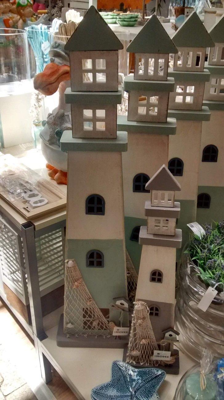 Phares En Bois Lighthouse Crafts Holiday Decor Crafts
