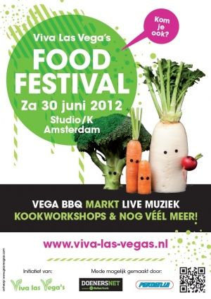 3000 mensen 30 dagen op duurzaam dieet! Deze zomer zullen ten minste 3000 mensen minder vlees gaan eten.   Meer dan 1000 mensen hebben zich al aangemeld voor de Veggiechallenge. De challenge word afgesloten met het grootste vegetarische festival in Nederland, het Viva Las Vega's Food Festival, op 30 juni in Amsterdam. Jacinta Bokma -Food inspirator, gezondcoach en hoofdredacteur van deVegetariër- geeft die dag een workshop 'Succes met Puur Plantaardig.'