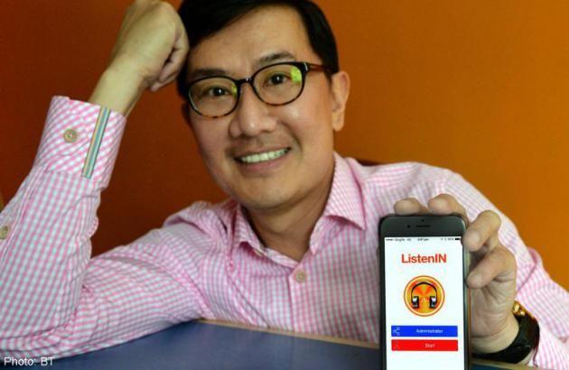 Local firm creates mobile app to detect fake goods, SME Central, SME Central, AsiaOne Business News