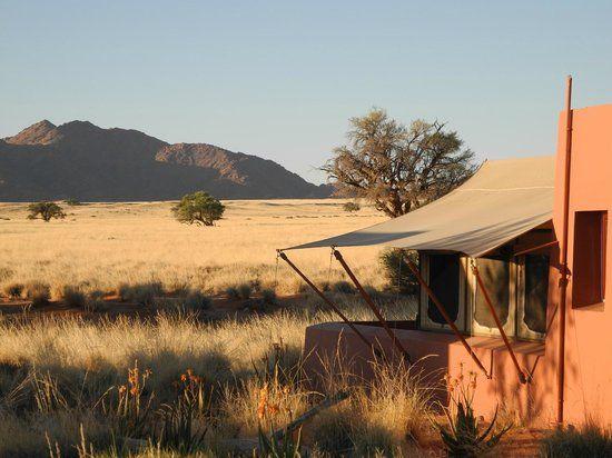 Sossusvlei Lodge | Sesriem, Namibia | Photo by Zelt mit Ausblick