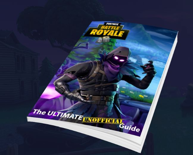 Fortnite The Ultimate Unofficial Guide Limited time