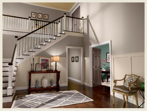 Looking for neutrals to go along with a beautiful neutral for Perfect neutral gray paint